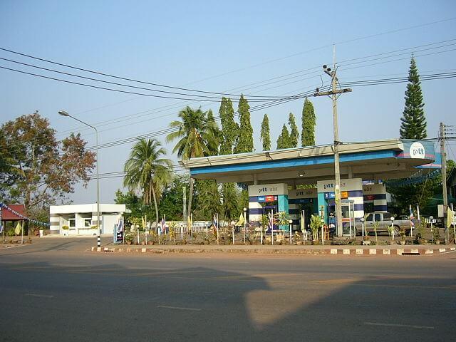 PTT(タイ国石油公社)はタイ最大の企業 出典: Mattes via wikimedia