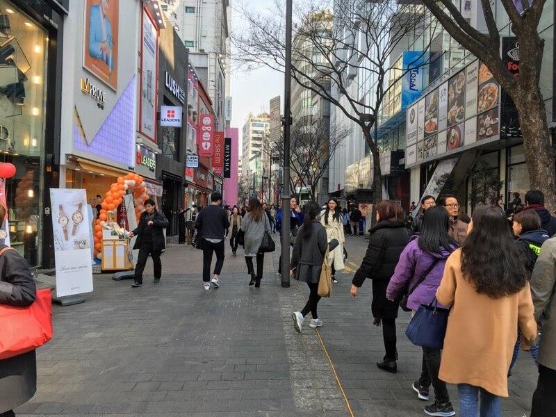 海外就職の前に韓国の概要を知ろう!