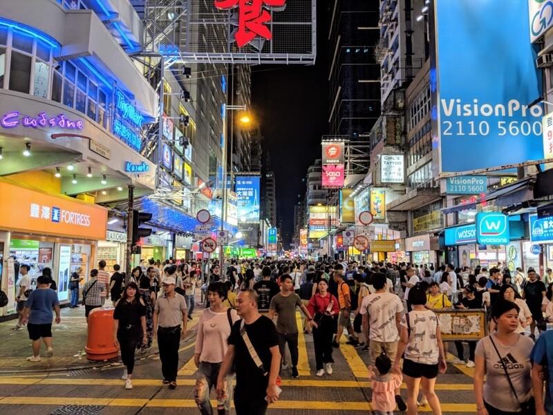 海外就職の前に香港の概要を知ろう!