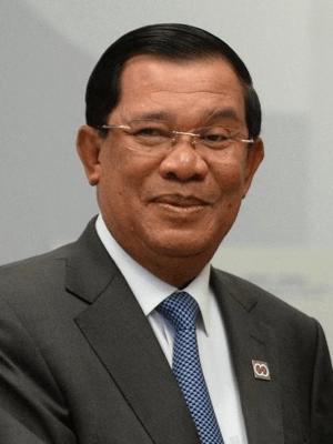 カンボジア首相 フン・セン