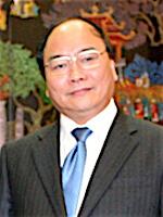 首相 グエン・スアン・フック