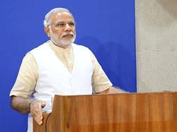 インド 首相 ナレンドラ・モディ出典:Prime Minister's Office, Government of India on Wikimedia