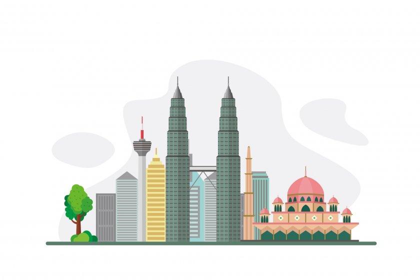マレーシアクアラルンプールの画像