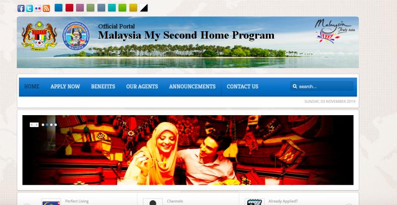 マレーシア移住に必要となるビザ MM2Hビザ
