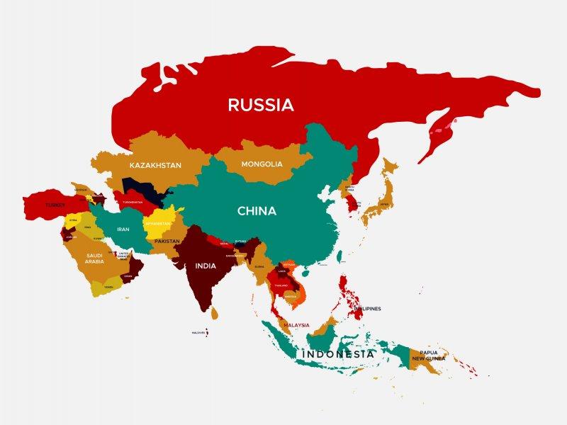 海外のコールセンターで働くといっても、その多くはアジアになる