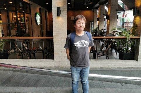 マレーシアでコンテンツモデレーター和佐さん