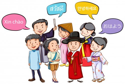 マレーシアのコールセンターには日本語含め、色々な言葉を話すスタッフが集結している