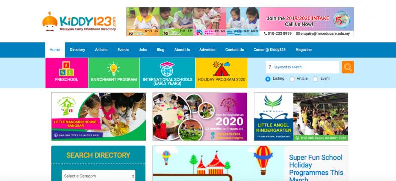 子連れのマレーシア就職にオススメの保育園の紹介サイト