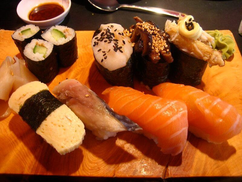 マレーシア・クアラルンプールで食べたお寿司
