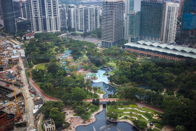 マレーシアではWiFiは超充実