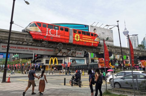 【2020年版】徹底解説!マレーシア・クアラルンプールの公共交通機関と乗り方