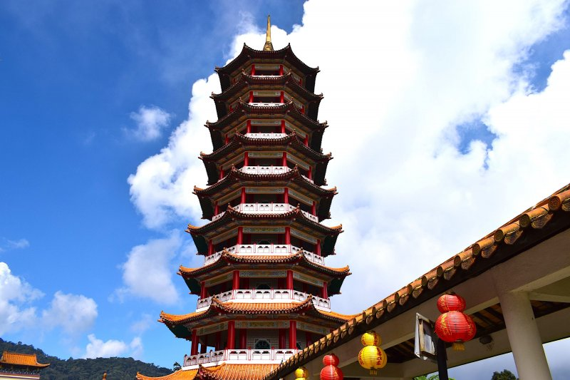 チンスウィー洞窟寺院(清水岩廟/Chin Swee Caves Temple)