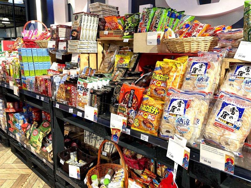 マレーシアの日本食材事情について