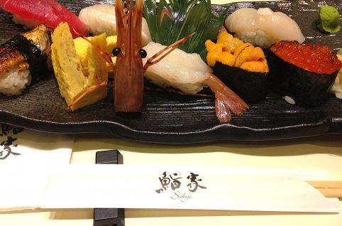 マレーシア・クアラルンプールの日本食