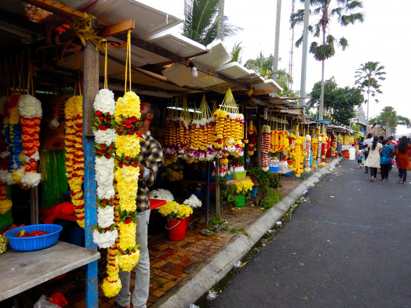 毎年1月〜2月にはタイプーサム(Thaipusam)という行事がある