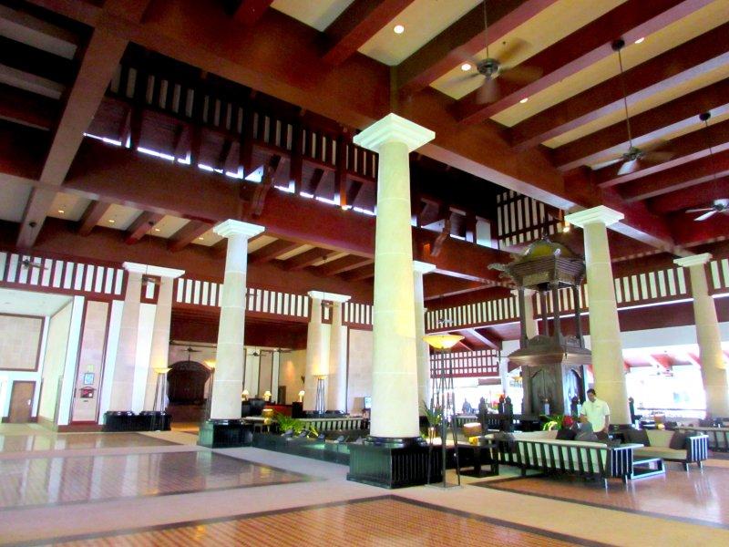 ダタイ湾の高級ホテル