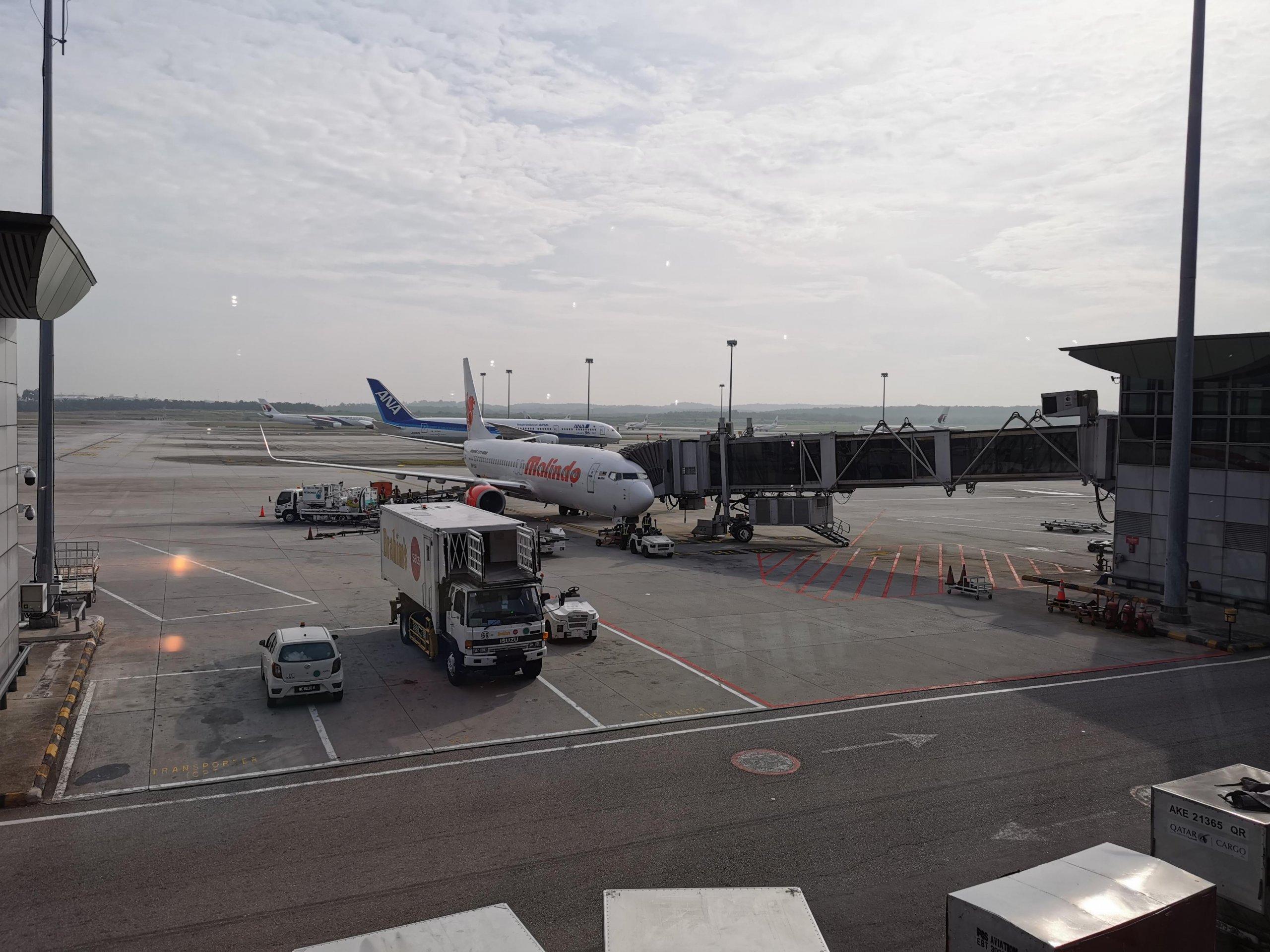 マレーシアのクアラルンプールはエアアジアのハブ空港で旅行には最適だ