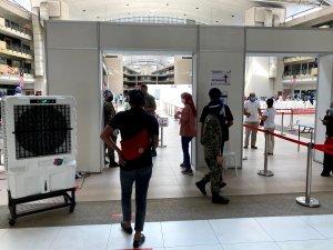 マレーシアコロナワクチンパスポート